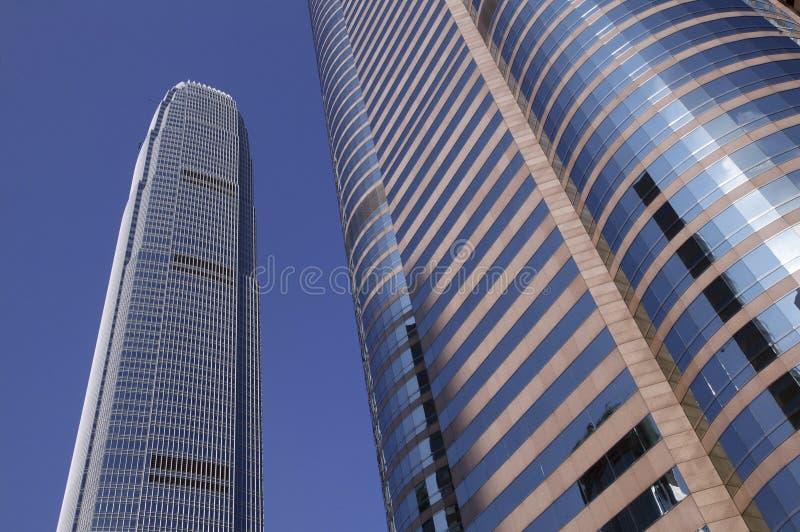 Het Vierkant van de handel in Hongkong royalty-vrije stock afbeeldingen