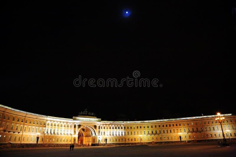 Het vierkant van het paleis royalty-vrije stock fotografie