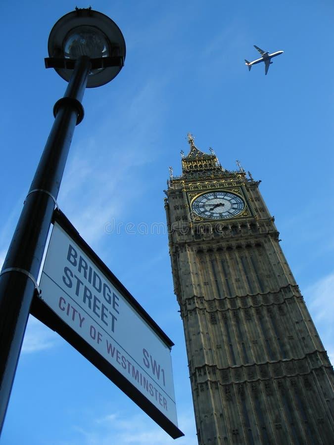 Het vierkant van Westminster royalty-vrije stock foto's