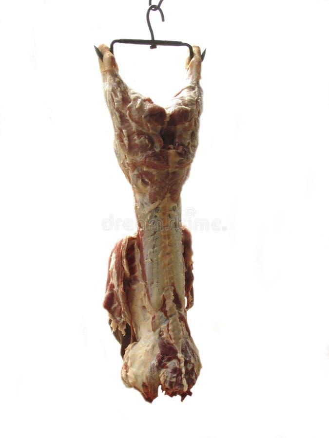 Het vlees stock foto
