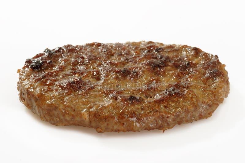 Het vlees van de hamburger royalty-vrije stock afbeelding