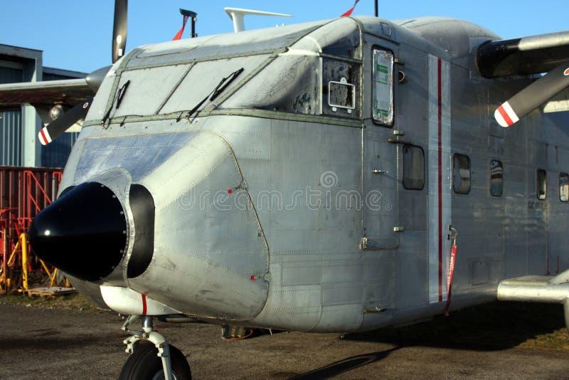 Het Vliegtuig van de lading royalty-vrije stock foto