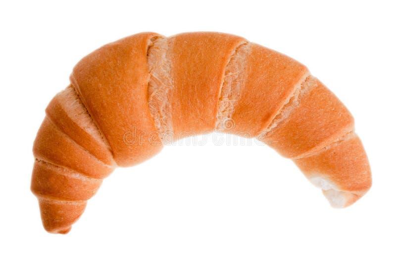Het voedsel van de croissant royalty-vrije stock afbeelding