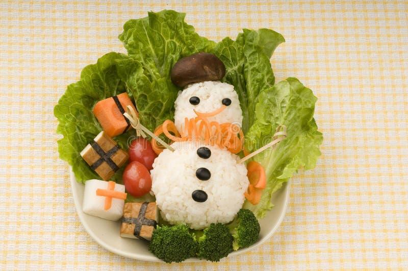 Het Voedsel van kinderen stock foto