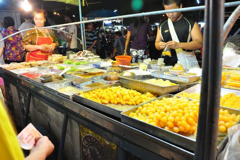 Het Voedsel van Thailand royalty-vrije stock foto's