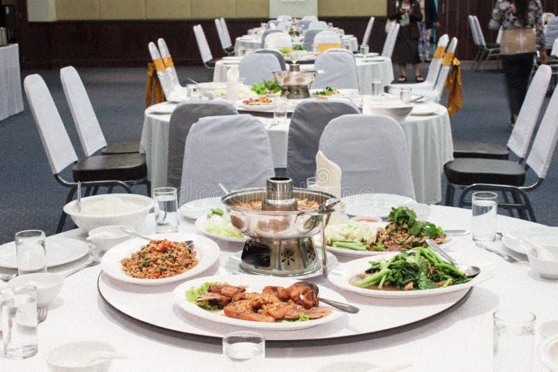 het voedsel van Thailand royalty-vrije stock afbeelding