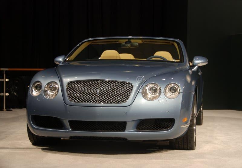 Het voertuig van de luxe royalty-vrije stock foto's