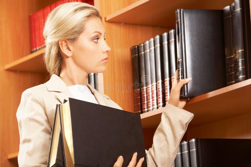 Het voorbereidingen treffen voor seminarie royalty-vrije stock afbeeldingen
