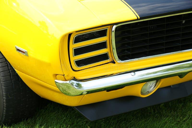 Het VoorEind van Camaro royalty-vrije stock foto's
