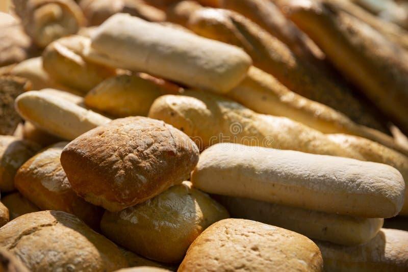 Het Vrije Brood van het gluten royalty-vrije stock afbeeldingen