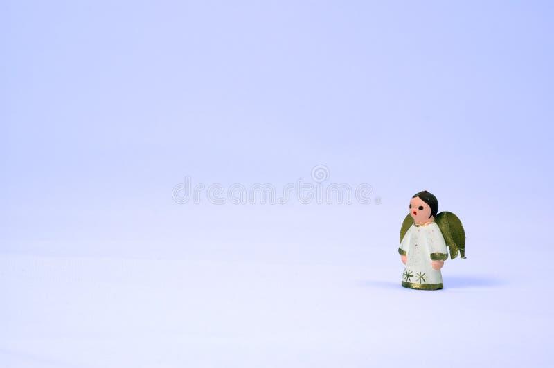 Download Het wachten op Kerstmis stock foto. Afbeelding bestaande uit engel - 47806