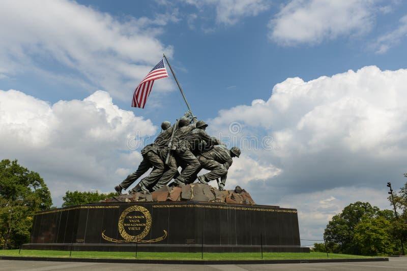 Het Washington DC van Jima van Iwo royalty-vrije stock afbeelding