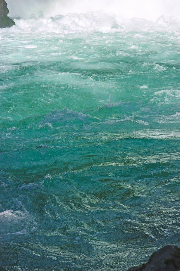 Het water van de rivier royalty-vrije stock foto