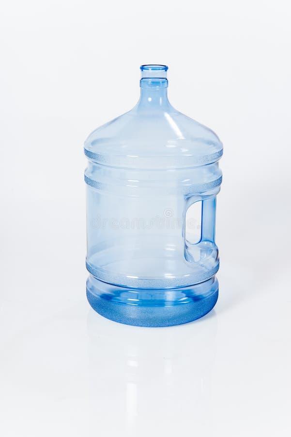 het waterfles van het 5 gallon standaard opnieuw te gebruiken polycarbonaat voor koeler stock foto's
