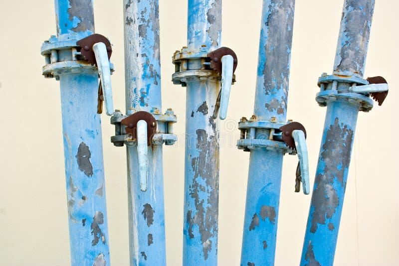 Het watervoorzieningssysteem. royalty-vrije stock foto