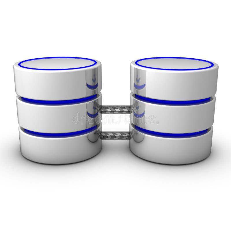 Het weerspiegelen van het gegevensbestand