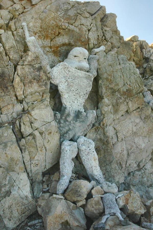 Het wegknippen van de Vogel, Gedronken Baai royalty-vrije stock afbeelding