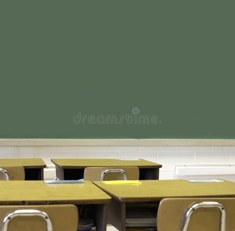 Het werk van de school stock foto