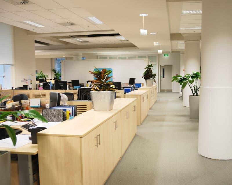 Het werkplaats van het bureau royalty-vrije stock afbeeldingen