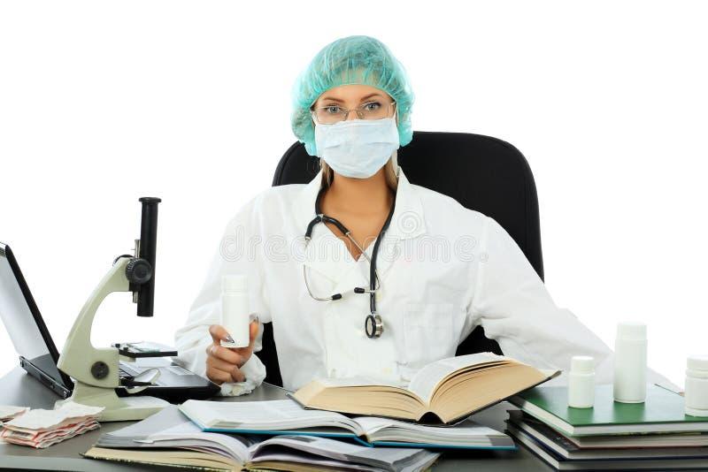 Het proces van het het ziekenhuiswerk