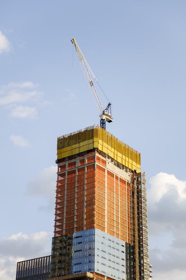 Het westen Chelsea, New York, Verenigde Staten royalty-vrije stock afbeelding