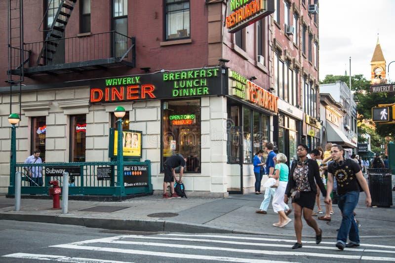Het westendorp NYC stock fotografie