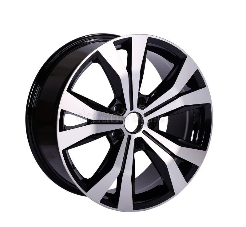 Het wiel van de auto vector illustratie