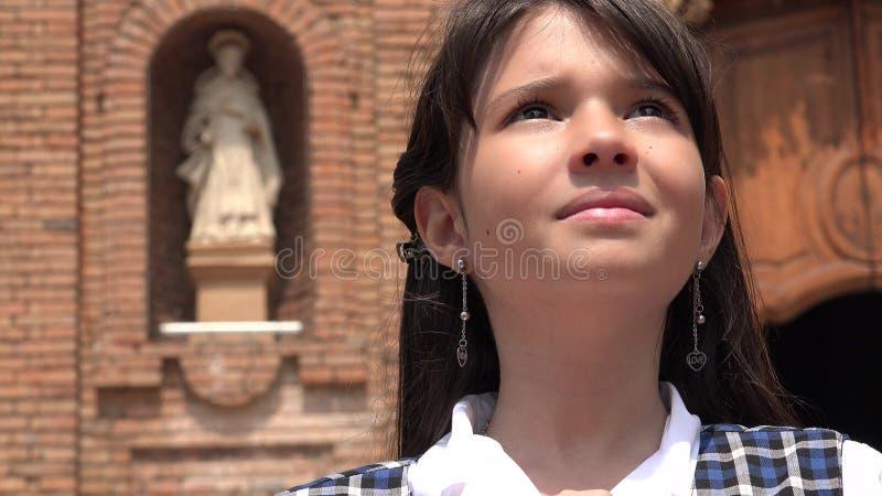 Het Wijfje en de Spiritualiteit van Latina stock afbeeldingen
