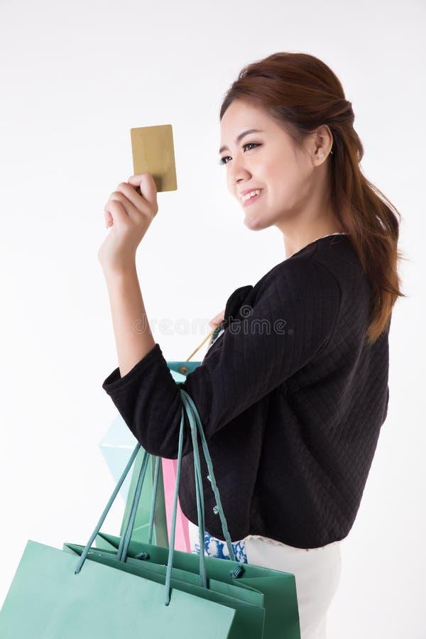 Het winkelen royalty-vrije stock foto's