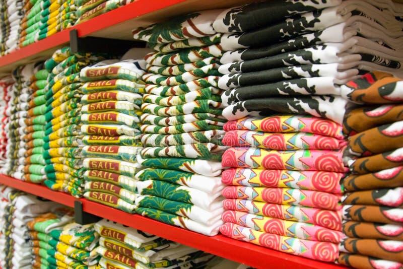 Het Winkelen van de detailhandel stock afbeelding