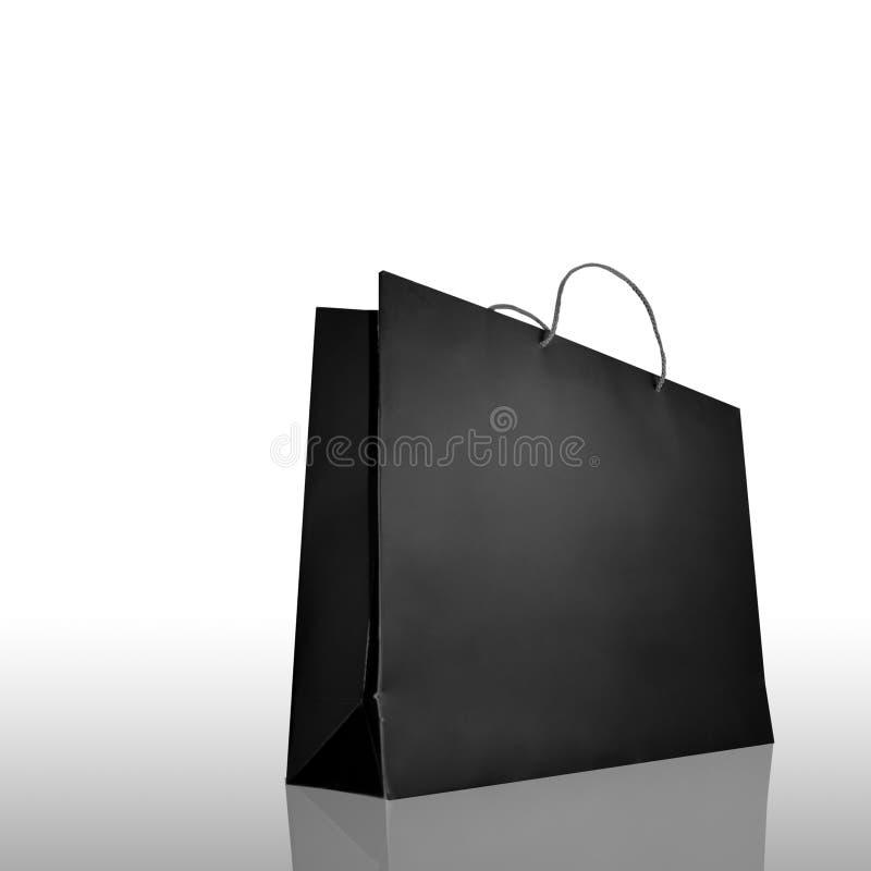 Het winkelen van de premie zak stock afbeelding