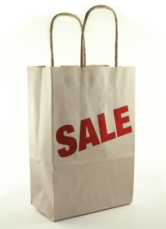 Het winkelen Zak royalty-vrije stock foto