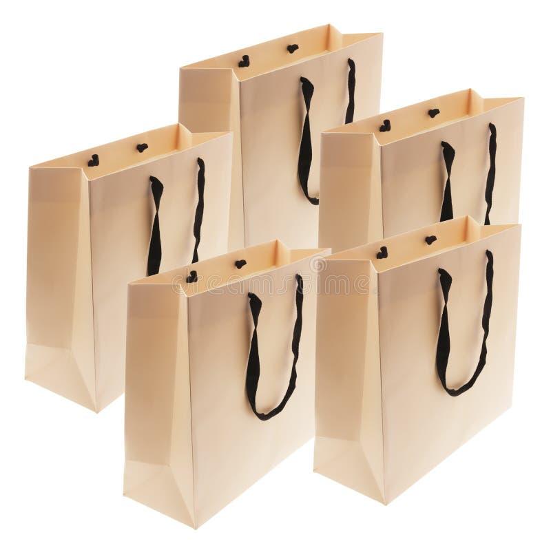 Download Het winkelen Zakken stock afbeelding. Afbeelding bestaande uit recycleer - 10776993