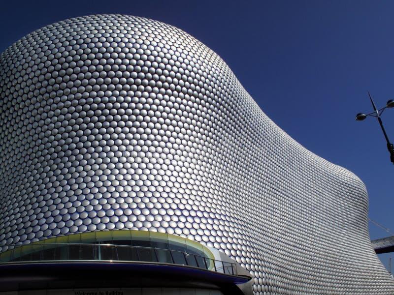 Het Winkelende Centrum van de arena in Birmingham, Englan stock foto