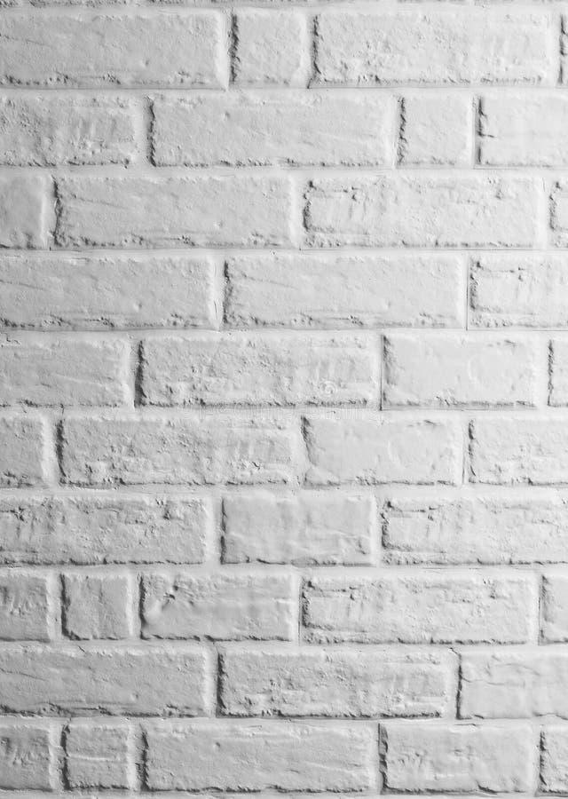 Het wit van de muur stock foto's