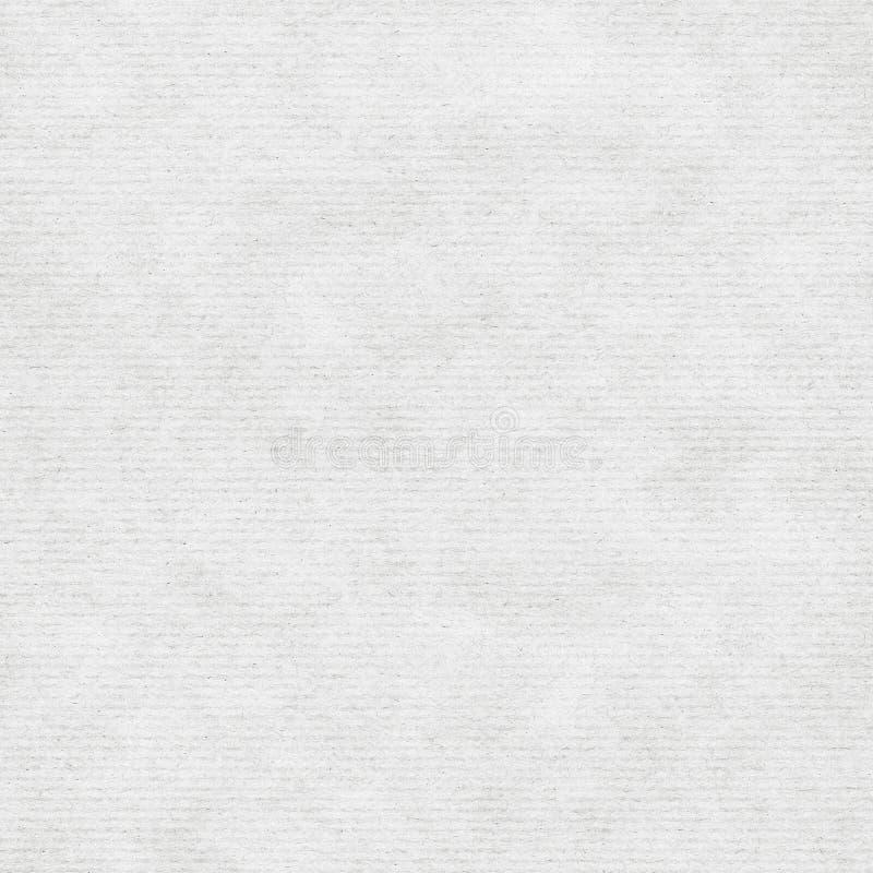 Het wit voerde vierkante ruwe notadocument textuur, lichte achtergrond voor tekst royalty-vrije stock foto