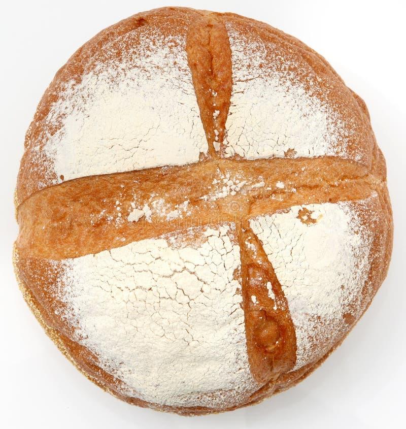 Het witte Brood van de Berg stock foto