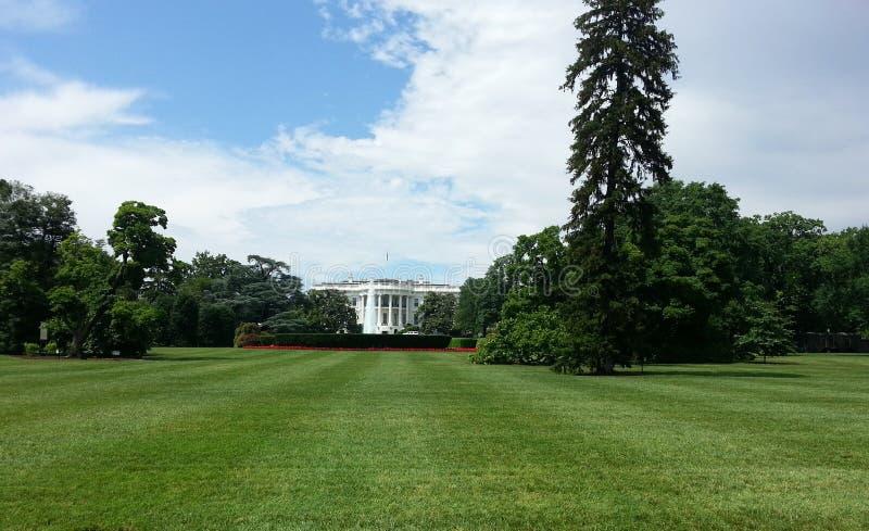 Het Witte Huis in Washington DC, de V stock fotografie