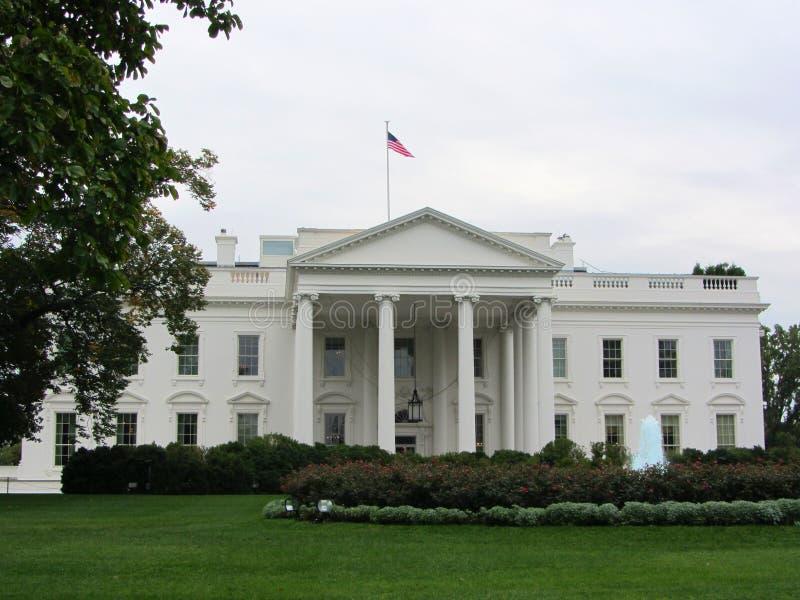 Het Witte Huis, Washington DC, de V.S. stock afbeelding