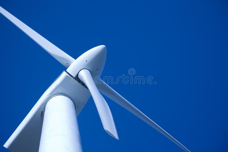 Het Wolfram van de Turbine van de wind stock fotografie
