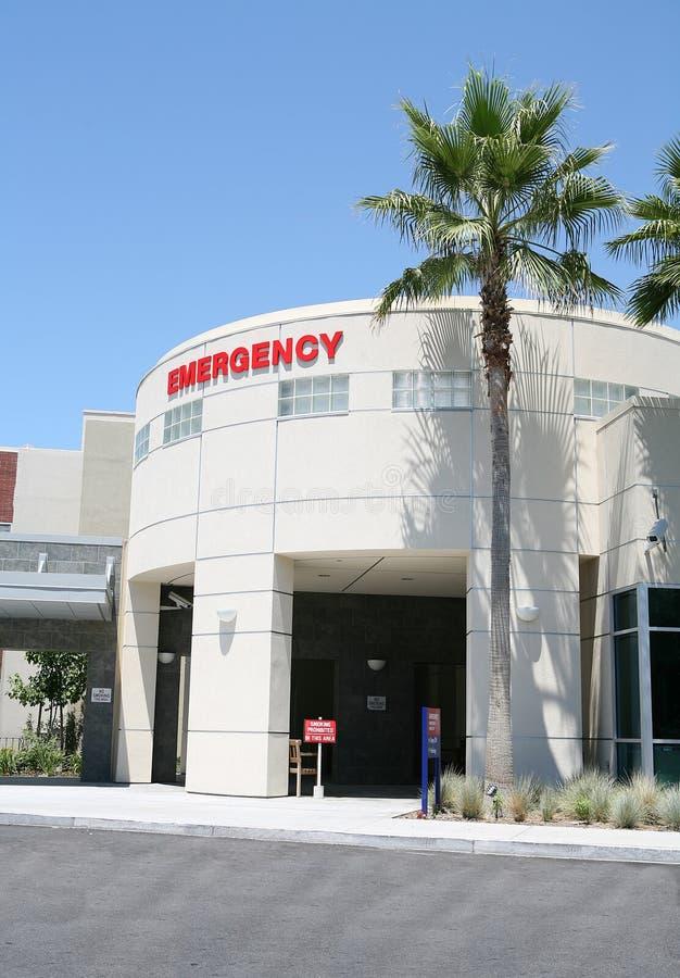 Het ziekenhuis royalty-vrije stock afbeeldingen