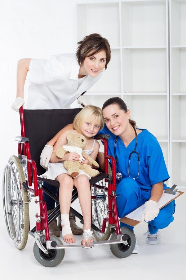 Het ziekenhuis stock fotografie