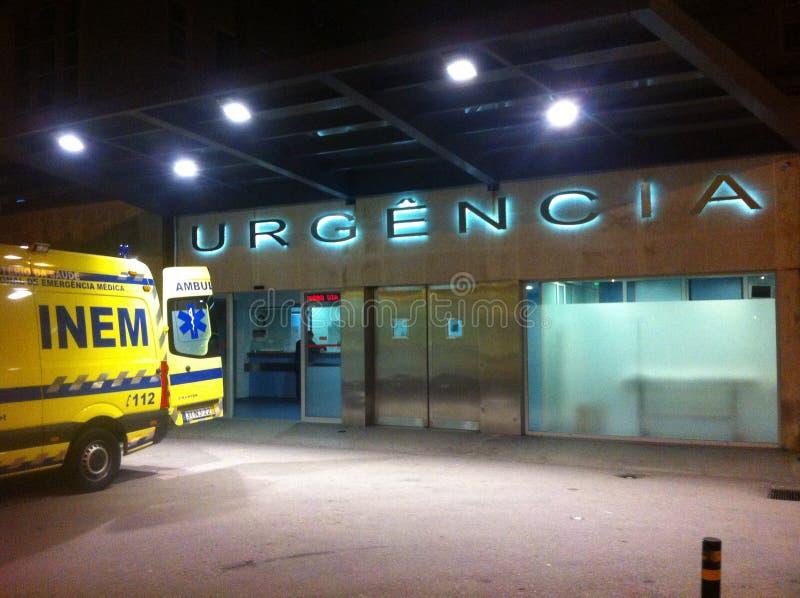 Het ziekenhuis stock foto