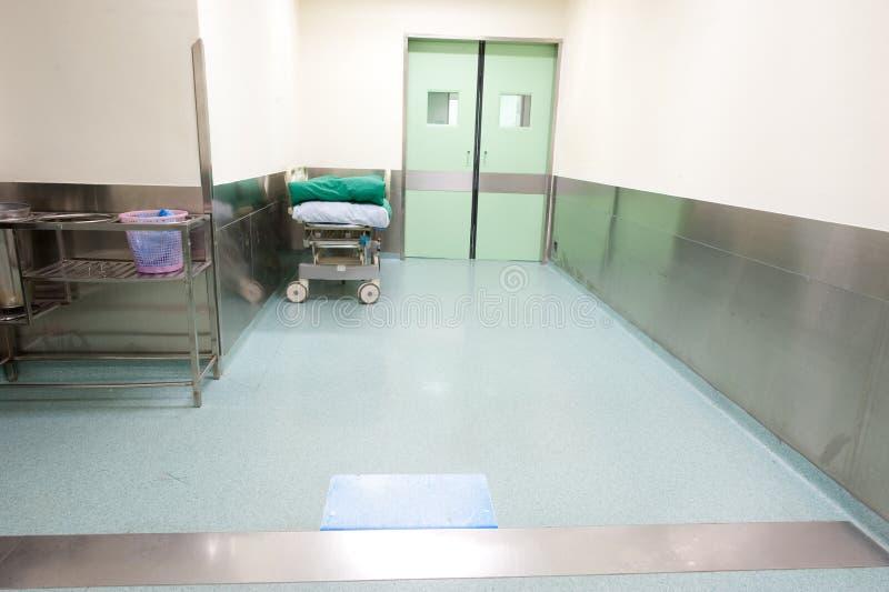 Het ziekenhuisgang royalty-vrije stock foto's