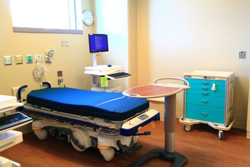 Het ziekenhuiszaal royalty-vrije stock fotografie