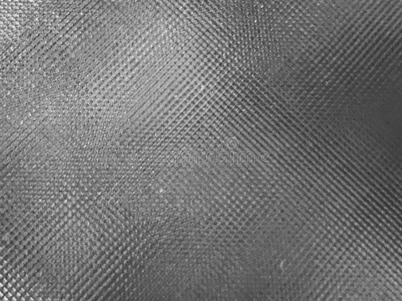 Het zilveren glas van de achtergrondfolietextuur royalty-vrije stock foto