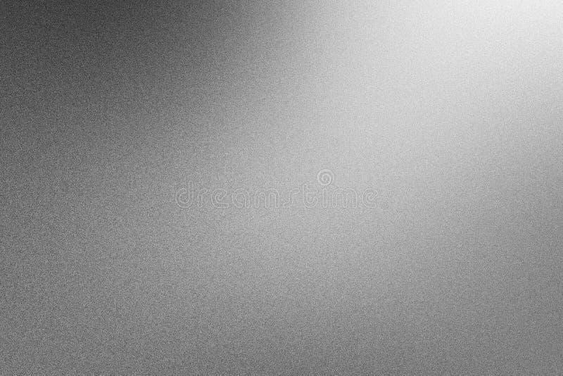 Het zilveren glas van de achtergrondfolietextuur stock foto's