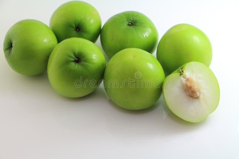 Het zoete fruit van de aapappel royalty-vrije stock foto's