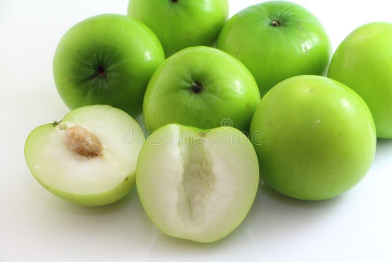 Het zoete fruit van de aapappel royalty-vrije stock afbeeldingen