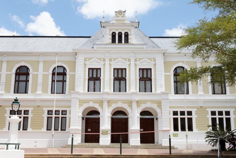 Het Zuidafrikaanse Museum van Iziko stock foto's
